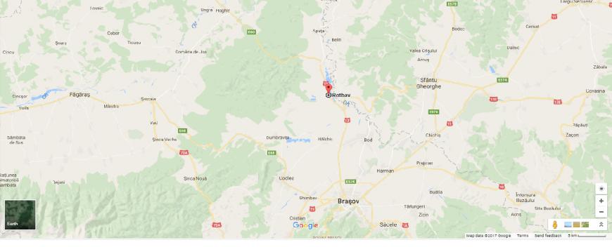 Localizare Google Maps