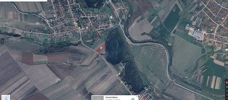 teren agricol rotbav